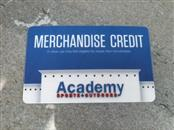 ACADEMY SPORTS & OUTDOORS Gift Cards GIFT CARD